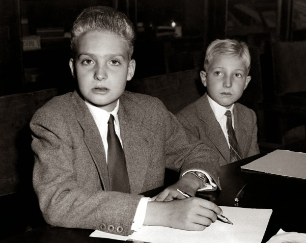 Juan Carlos y Alfonso