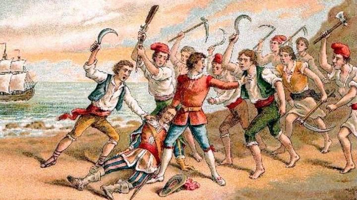 Война жнецов Каталония
